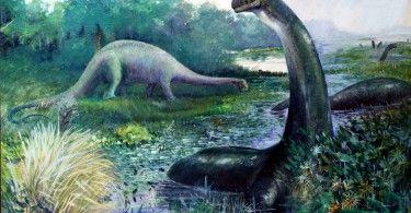динозавр юрский период