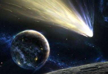 комета космос