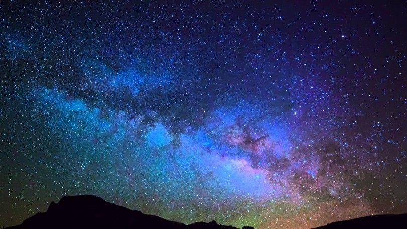 Млечный путь космос
