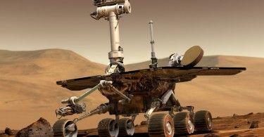 Марс куриосити