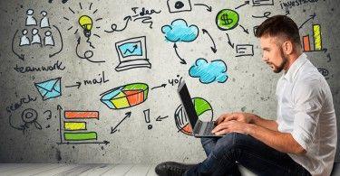 идея стартап человек мысли