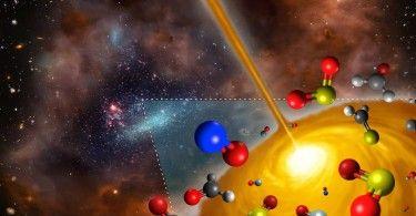 космос атом молекула хрень