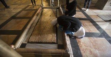 могила Христа археология