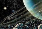 Уран планета космос