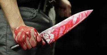 нож кровь убийство преступление
