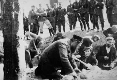 Хрустальная ночь евреи немцы ВОВ ВМВ война история