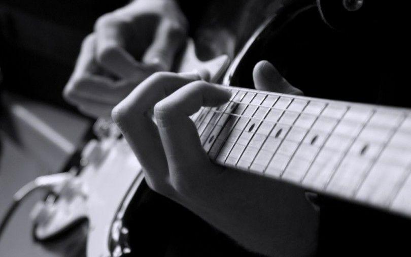 музыка гитара
