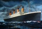 Титаник корабль море