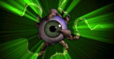 глаз убийца