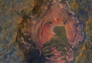 сердце Марса