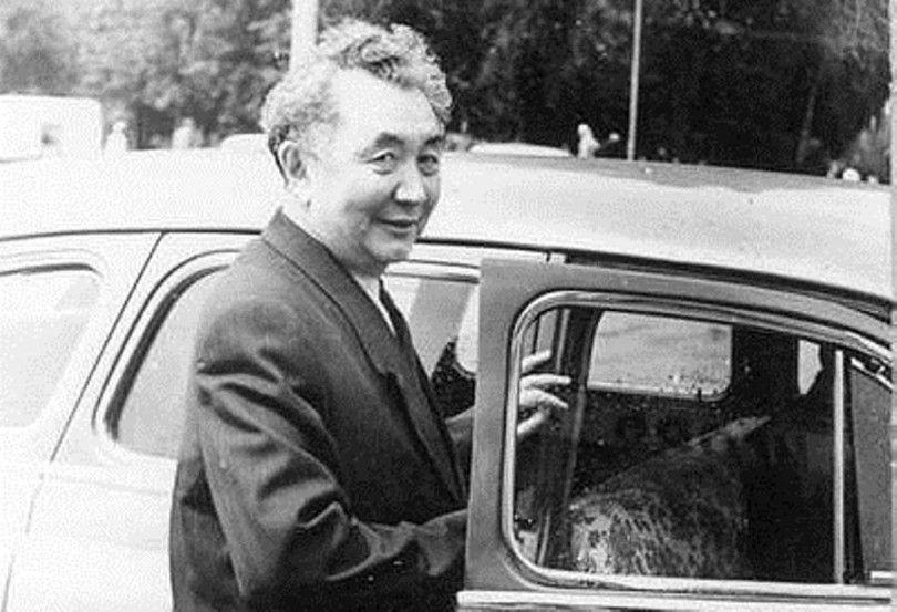 Каныш Сатпаев
