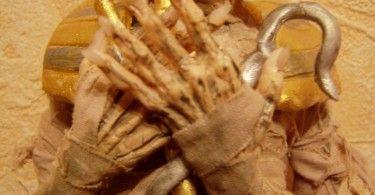 мумия фараон египет