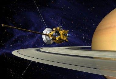 кассини сатурн