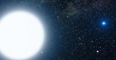 звезда космос