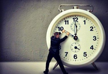 часы время работа