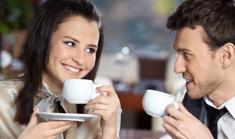 психология девушка парень чай отношения