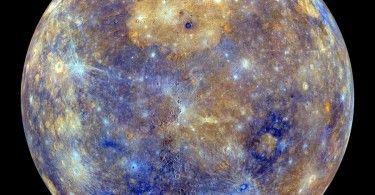 меркурий планета космос