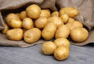 картоха картофель