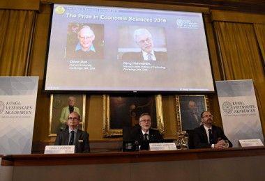 экономика Нобель премия