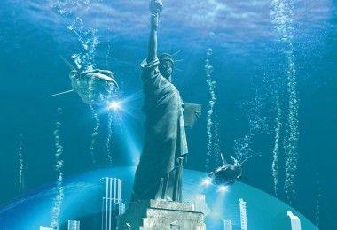 Нью Йорк вода