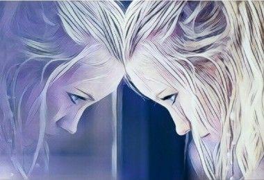 девушка мотылёк стекло человек психология