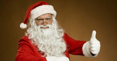 Дед Мороз Санта Клаус