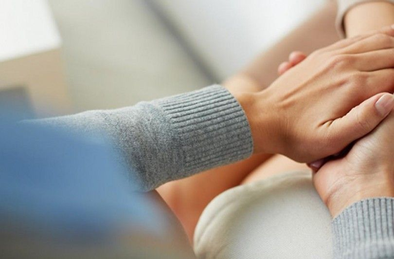 рука психологическая помощь