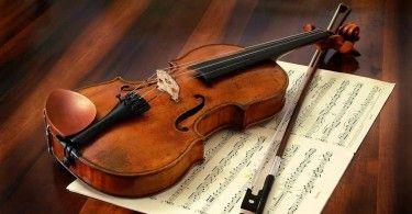 скрипка музыка