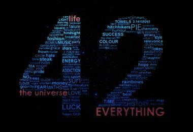 42 Дуглас Адамс Автостопом по галактике математика