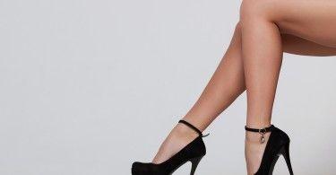 каблуки ноги девушка