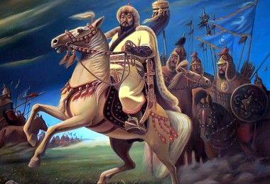 Золотая орда казахстан история